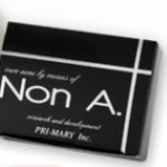 ノンエー(NonA)|洗顔料
